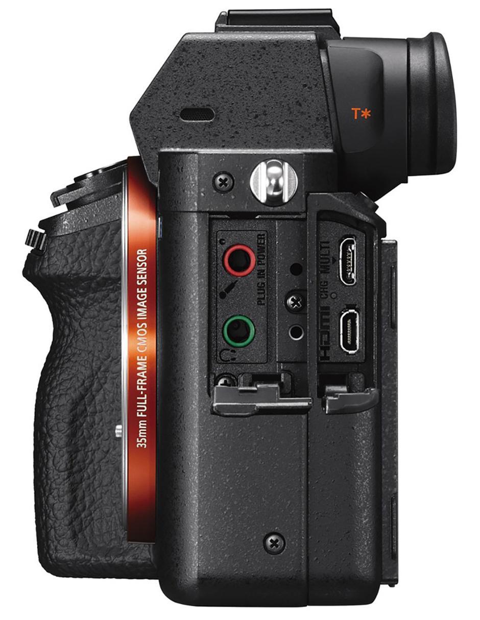 Cámara Sony ILCE-7SM2 con montura E y sensor full-frame Precio ... 459232c5e8be0