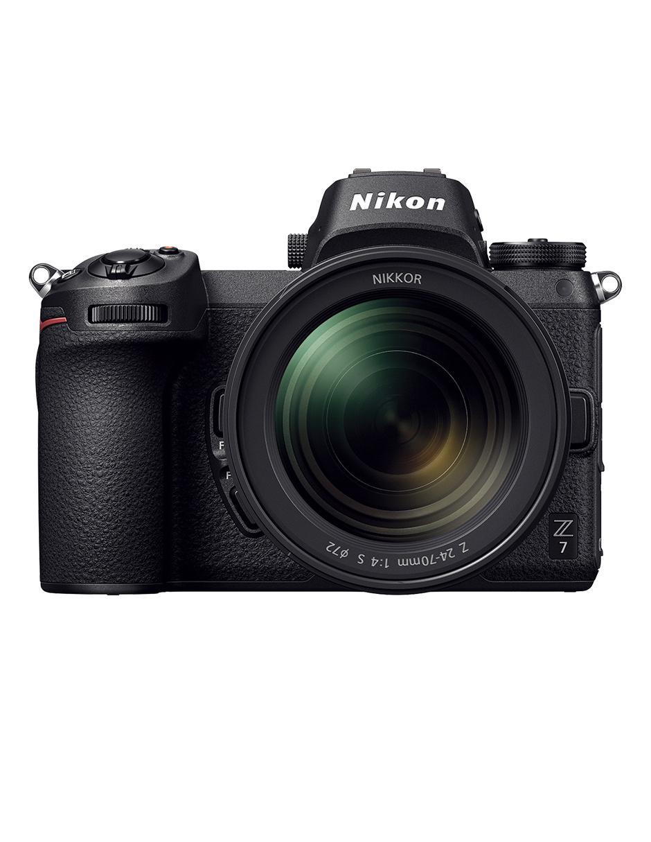 fdc99807b9c92 Cámara Nikon Z7 24-70 mm